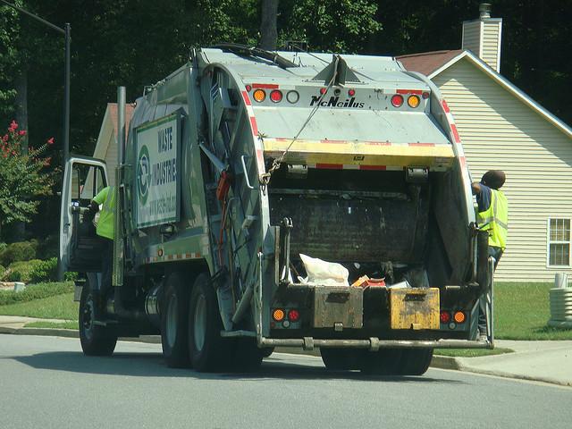 Bulky Trash Pickup May Proclamation Pd Banner